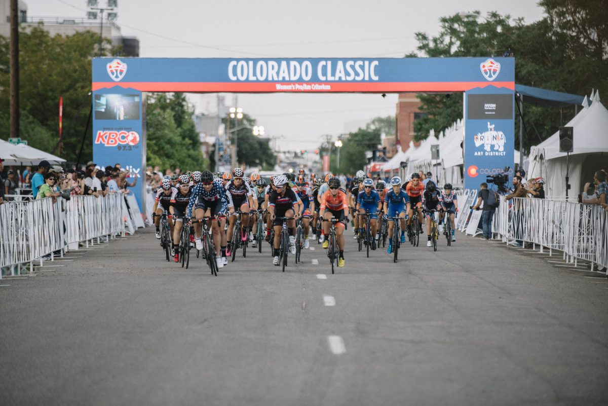The 2019 Colorado Classic, August 22-25, will be the only UCI standalone women's stage race in the Western hemisphere; raising the bar with quadrupled prize purse, team stipends, live streaming and longer, more challenging routes.