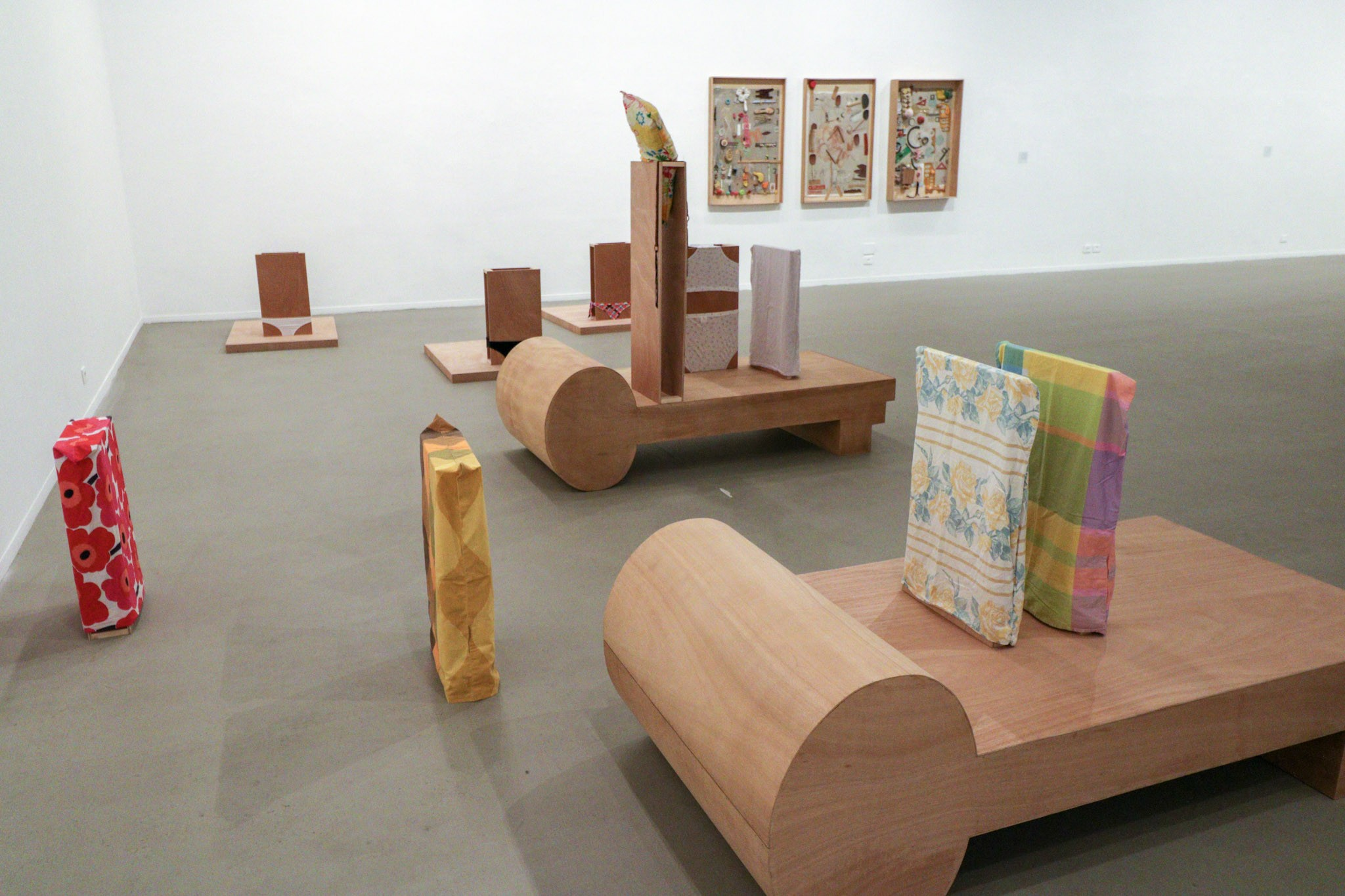 Yitzhak Golombek: GolemBok, exhibition featuring Golombek's work from the 1980s to the present in Tel Aviv Museum of Art, till 27 April 2019