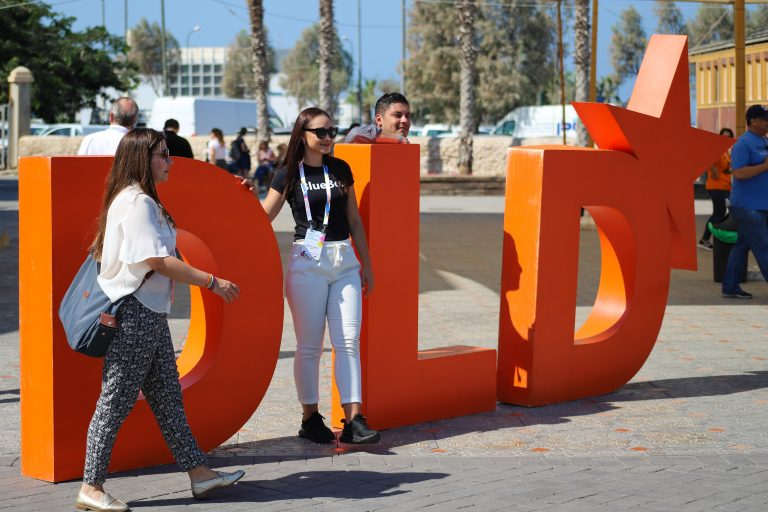DLD, technology and innovation festival